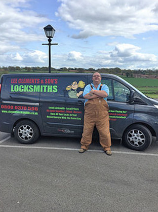 Lee Clements West Midlands Locksmith