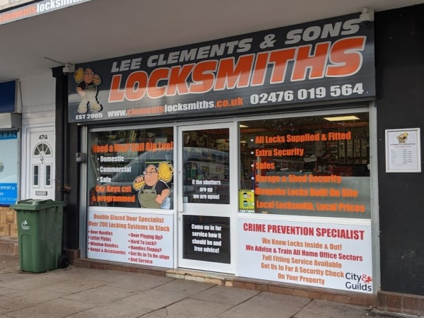 Coventry Locksmith Services